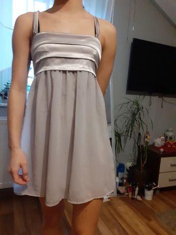 Śliczną sukienka