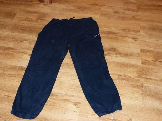 Nike Spodnie Dresowe Bawełna Męskie Duże XXL