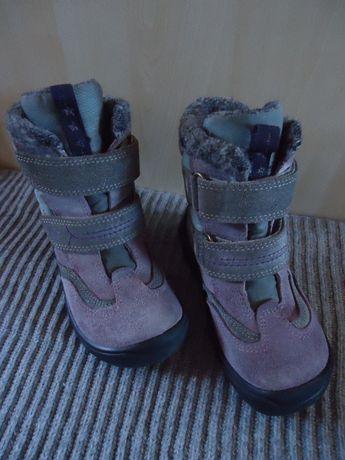 Buty zimowe ciepłe śniegowce Ecco 27