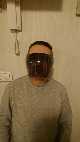 Защитная вело маска очки щиток от пыли солнца и другого