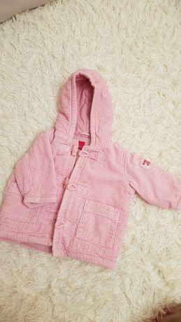 Куртка вельвет для девочки