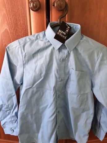 Рубашка next для школы