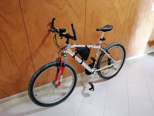 Bicicleta como nova Roda 26