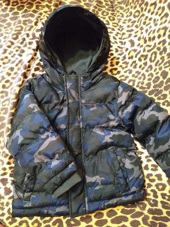 Дитяча осіння куртка