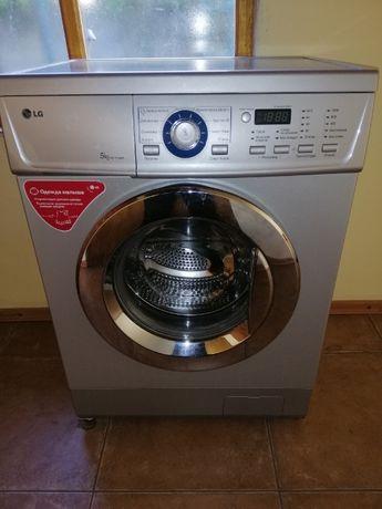 стиральная машинка LG :WD-10168NP 5кг загрузка 44 см глубина