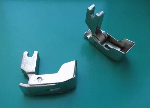 Лапка для синтепона меха (металл)