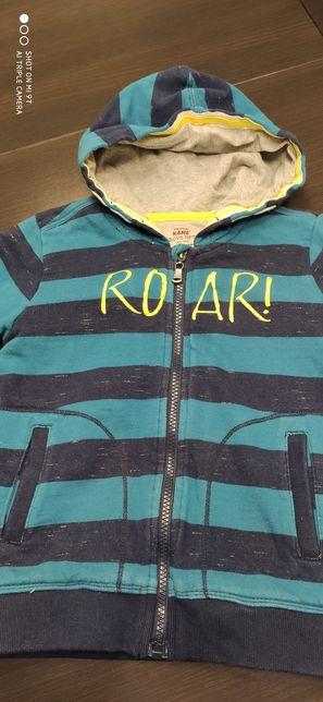Bluza ocieplona Kanz Boys dla chłopca rozm.104