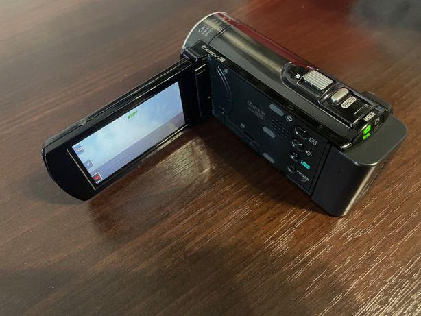 Sony handycam HDR-CX110 в ідеальному стані + карта пам'яті на 16 GB