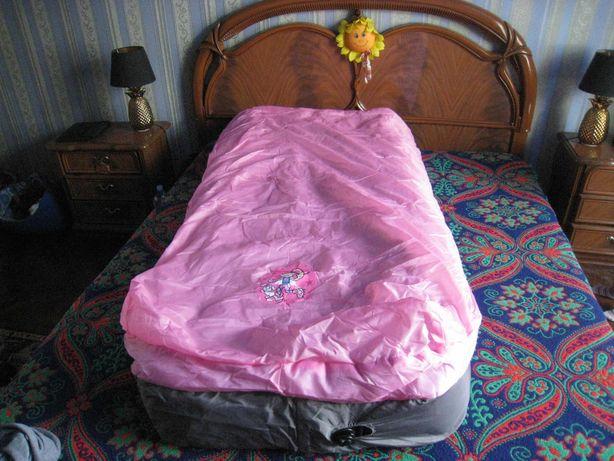 Матрас со спальником  из Германии