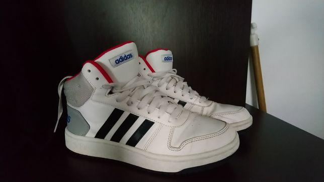 Adidasy sneakersy Hoops  rozmiar 40 chłopięce