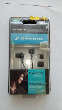 Przewodowe Słuchawki Sennheiser CX 200 STREET II