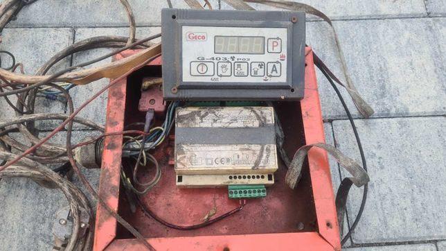Sterownik do pieca na ekogroszek EKOCENTR typ GECO G-403