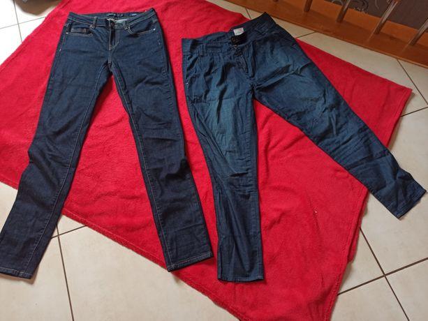 Spodnie jeans Reserved, bawelniane Camaieu