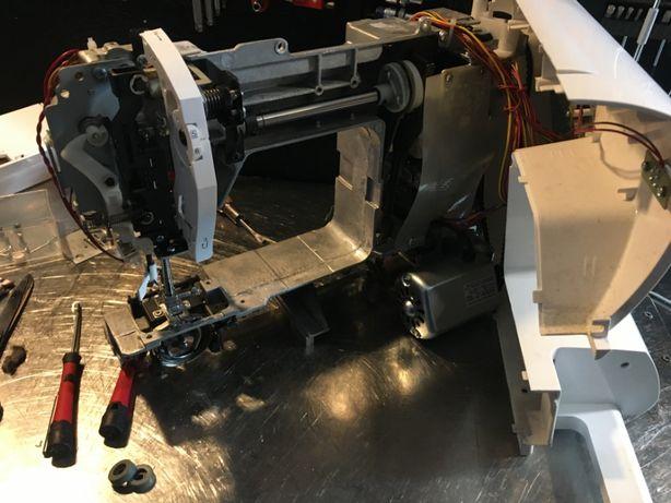 Reparação e venda de máquinas de costura
