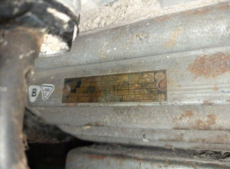 silnik 7,5 kw elektryczny