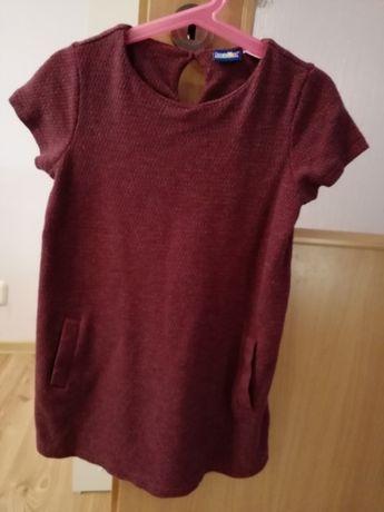 Dzianinowa sukienka Lupilu rozmiar 110 /116