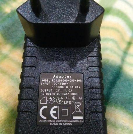 Блок питания RD1201000-C55-20G 12V 1A