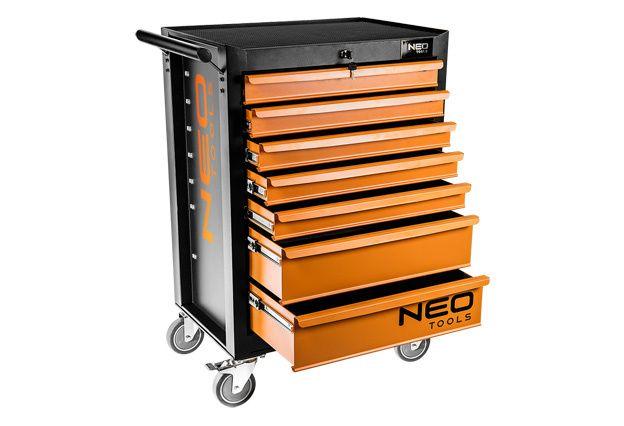 Szafka wózek narzędziowy 7 szuflad Neo tools