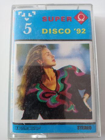 Kaseta magnetofonowa Super Disco 92