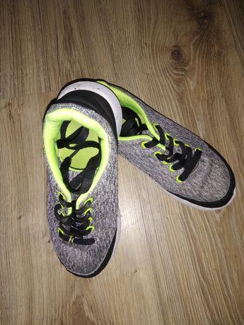 Buty dziecięce sportowe sznurowane