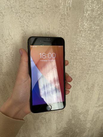 Продам чорний айфон 7+ на 32гб тернопіль iphone 7+ black
