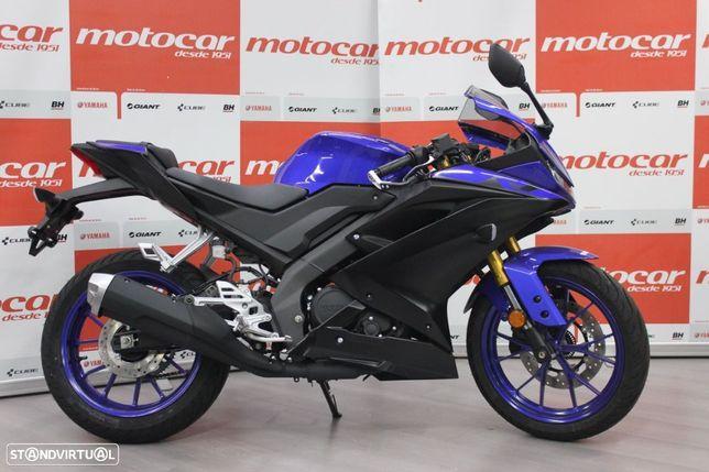Yamaha R  125 Race Blue