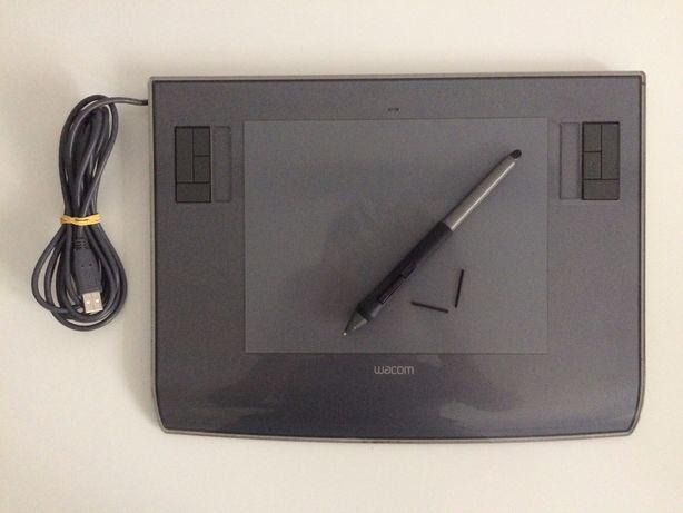 Tablet Graficzny Wacom Intuos 3 A5 PTZ-630 pióro wkłady końcówki