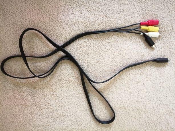 Соединительный аудио-видео кабель для антенны, 150 см.
