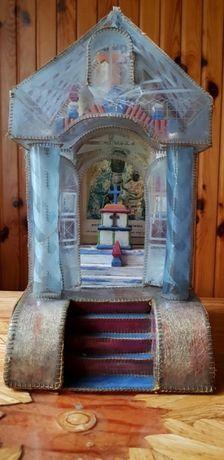 Stara kapliczka-zabytek