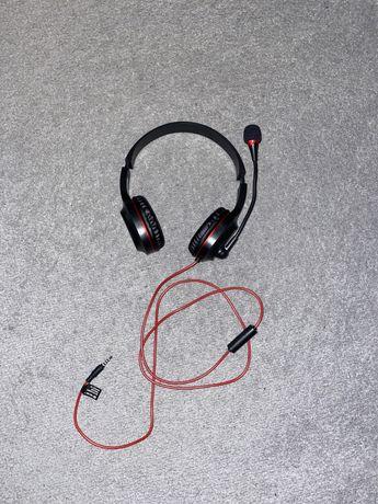 Słuchawki z mikrofonem tracer home office szkoła biuro
