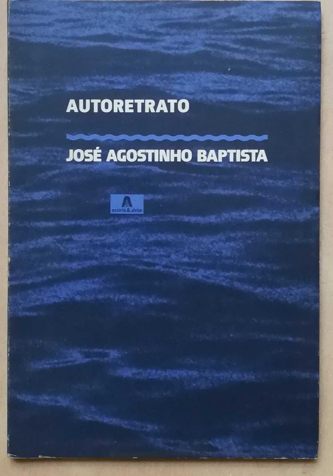 autoretrato, josé agostinho baptista, assírio & alvim