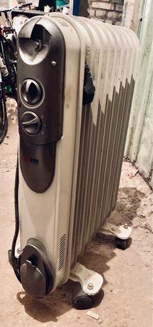 Масляний обігрівач радіатор OLMO 2кВт