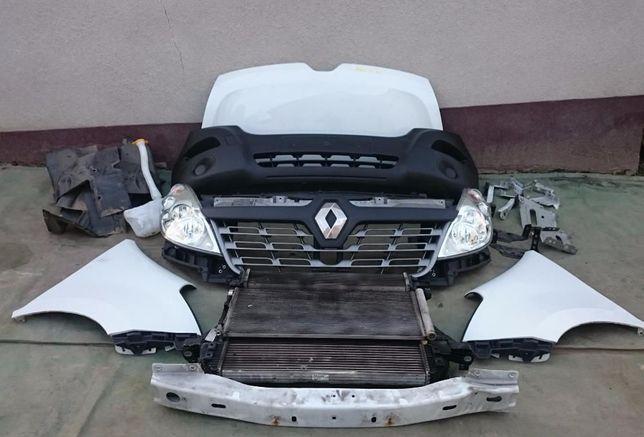 Разборка Renault Master 3 Opel Movano Бампер Фара Крило капот