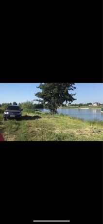 Участок на берегу озера, собственик