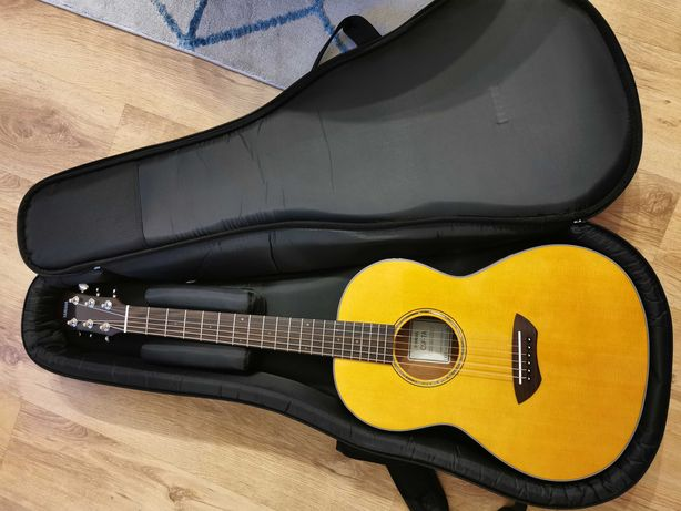 Gitara elektroakustyczna yamaha CSM TA transAcoustic