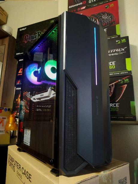 Игровой ПК INTEL I7 3770 3,9ghz,GTX 1060,8GB ,SSD 120,HDD 500