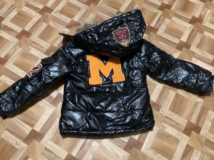 Продам зимнюю куртку на мальчика Moncler Бренд 110-116 на 5-6 лет Сумы - изображение 1