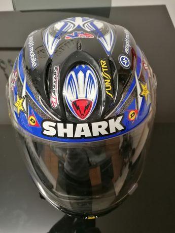 Capacete SHARK RSF2 Race Como Novo