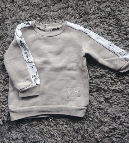 Ubranka dla niemowlaka / bluzy swetry 74 Reserved/H&M