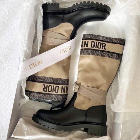 Kalosze Dior - 36-42- Wysłka Gratis!