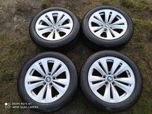 """Alufelgi BMW 5x120 18"""" cali - stan bardzo dobry"""
