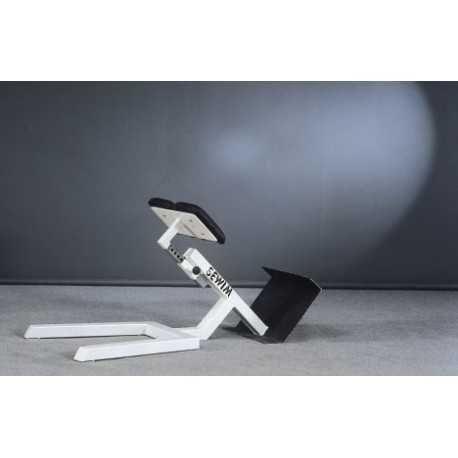 Ławka na mięśnie grzbietu z regulacją podparcia