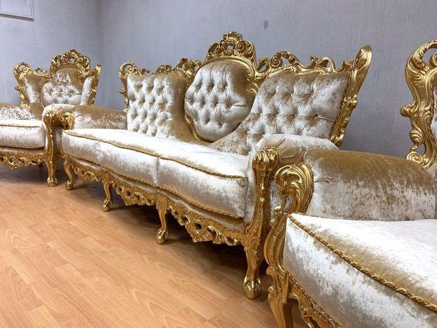 диван и кресла барокко доставка бесплатно