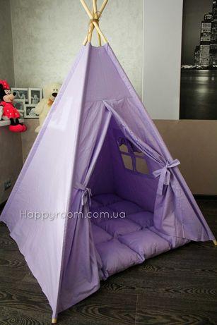 Вигвам для детей. Палатка игровая. Палатки вигвамы в НАЛИЧИИ!!!