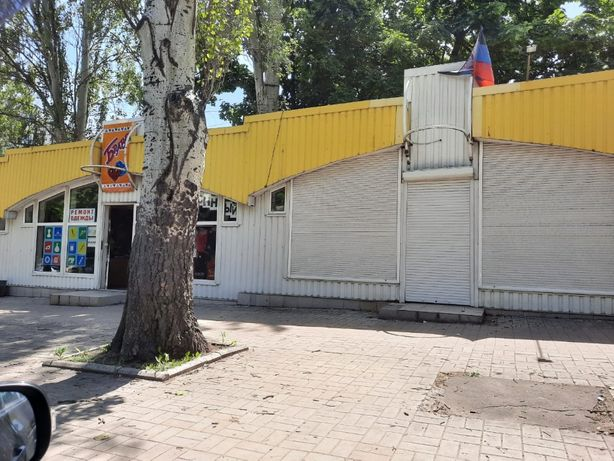 Продается торговый павильон 23 кв.м. в центре города
