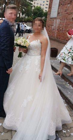 Suknia ślubna, wyjątkowa