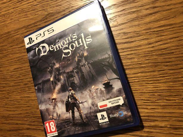 Demons souls PS5 ideal PL