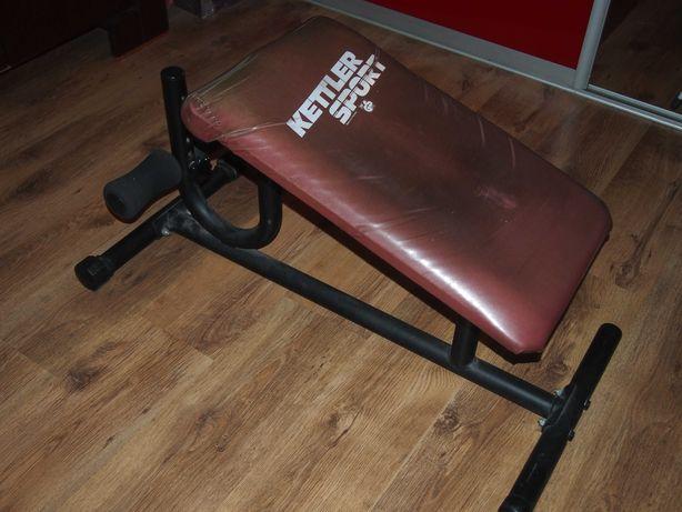 ławka do ćwiczenia brzyszków