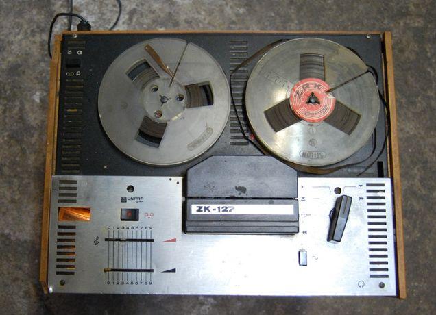 Okazja Magnetofon Szpulowy ZK127 Unitra Grundig ZK 127