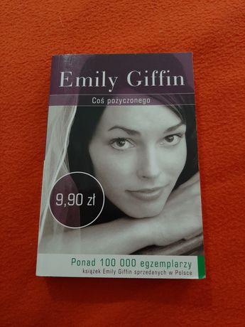 Książka Emily Giffin - coś pożyczonego